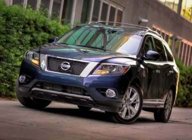 2013 Nissan Pathfinder Heads in a New Direction