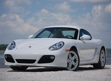 2012 Porsche Cayman Road Test and Review