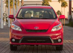 2012 Toyota Matrix S AWD Road Test and Review