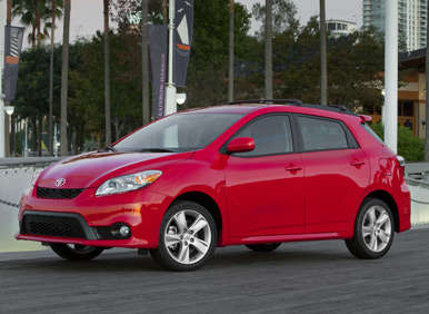 2012 Toyota Matrix S Awd Road Test And Review Autobytel Com