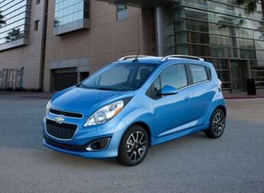 Electric Chevrolet Spark To Switch Non Volt Battery Technology