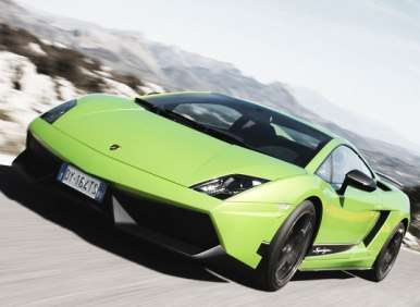Beautiful 2012u0027s Top Ten Fastest Production Sports Cars: Lamborghini Gallardo LP  570 4 Superleggera