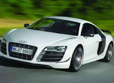 Charming Best All Wheel Drive Sports Cars For 2012: 2012 Audi R8 GT