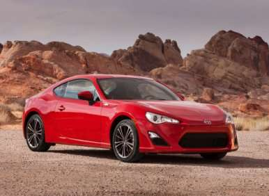 2013 Scion FR-S is a Sporty Coupe With Stellar Fuel Efficiency