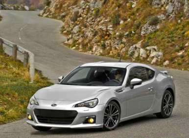 Best Small Sports Cars 2012