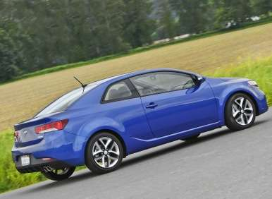Most Affordable Coupes For 2012
