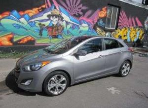 Road Test and Review - 2013 Hyundai Elantra GT