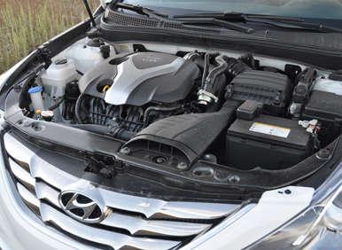 2013 Hyundai Sonata 2 0t Road Test And Review Autobytel Com