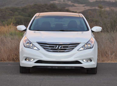 hyundai sonata 2013. 2013 hyundai sonata 20t road test and review