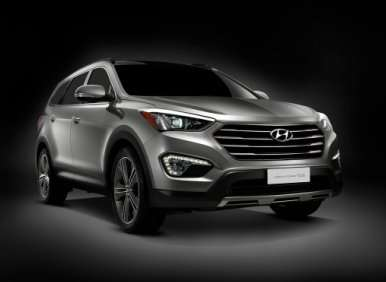 2013 Hyundai Santa Fe Now Twice as Nice