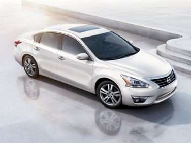 Fast Five: Best-MPG Sedans of 2012