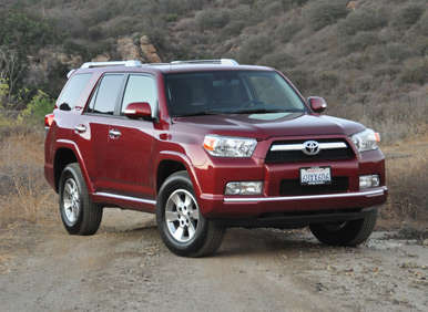 Exceptional 2012 Toyota 4Runner Review: Pricing And Trim Levels