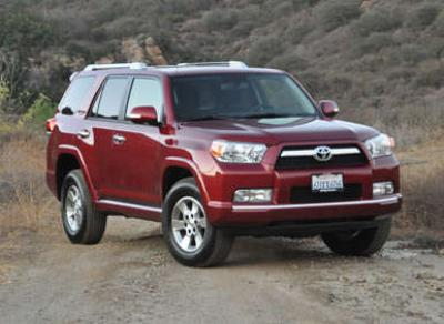 2012 Toyota 4Runner Road Test and Review   Autobytel com