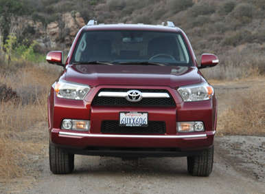 2012 Toyota 4Runner Road Test And Review