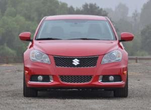 2012 Suzuki Kizashi Road Test and Review