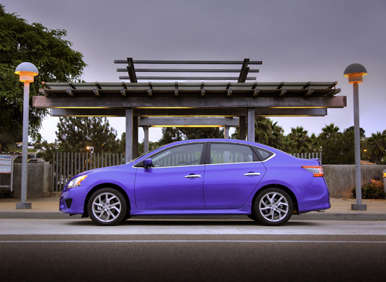 All-new 2013 Nissan Sentra Introduces Itself to the World