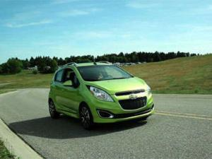 10 Things You Need To Know About The 2013 Chevrolet Spark