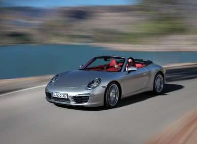 S Cutest Sports Cars Porsche  Convertible