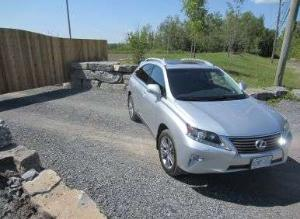 2013 Lexus RX 450h Hybrid First Drive Review