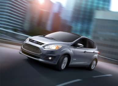 10 Things You Need To Know About The 2013 Ford C-MAX Hybrid