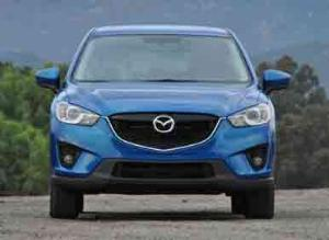 2013 Mazda CX-5 Road Test and Review