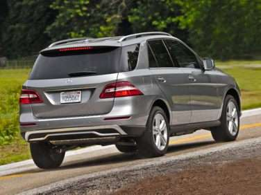 Autobytel Fast Five: Best MPG Luxury SUVs for 2012
