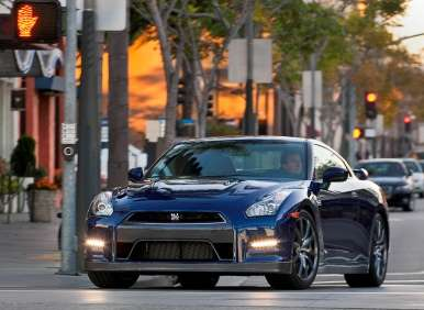 Best V6 And 6 Cylinder Sports Cars Nissan Gt R