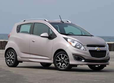2013 chevrolet spark 2lt road test and review. Black Bedroom Furniture Sets. Home Design Ideas