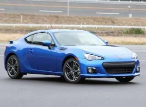 2013 Subaru BRZ, 2013 Scion FR-S Join Top Safety Pick Team