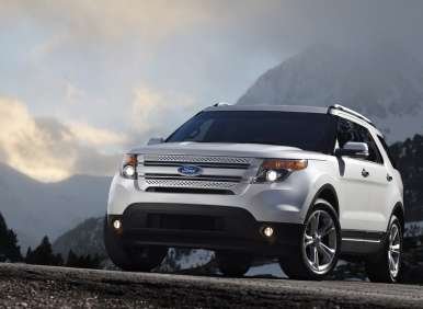 Best Mpg Crossovers Of 2017 Ford Explorer