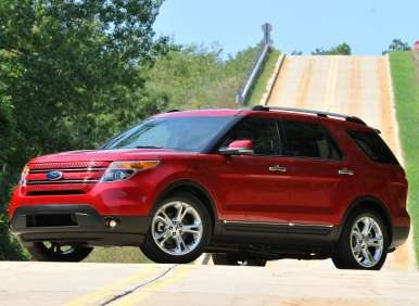 Fast Five: Best MPG Crossovers of 2012