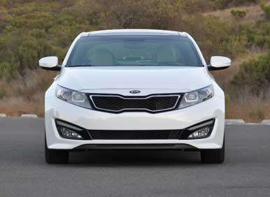 2013 Kia Optima Turbo Road Test and Review