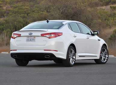 Attractive 2013 Kia Optima Turbo Review: What Itu0027s Up Against