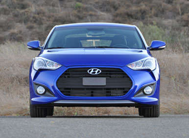 2013 Hyundai Veloster Turbo Road Test and Review