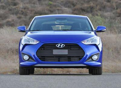 2013 Hyundai Veloster Turbo Road Test and Review | Autobytel com