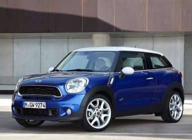 2014 Mini Paceman Defies Definition