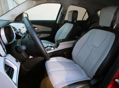 2013 chevrolet equinox road test review. Black Bedroom Furniture Sets. Home Design Ideas