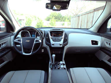 2013 Chevrolet Equinox Road Test Review