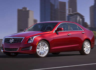 Cadillac ATS Video Road Test & Review