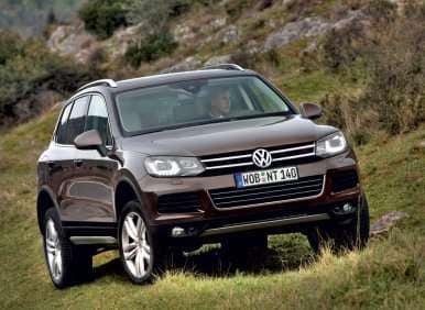 Best 2017 Awd Hybrids Volkswagen Touareg Hybrid