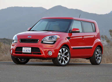 2013 kia soul road test and review. Black Bedroom Furniture Sets. Home Design Ideas