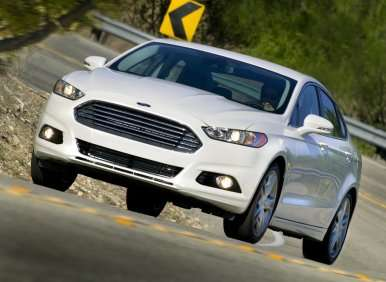 2013 Ford Fusion Titanium Offers Hybrid, Hi-Po Powertrains