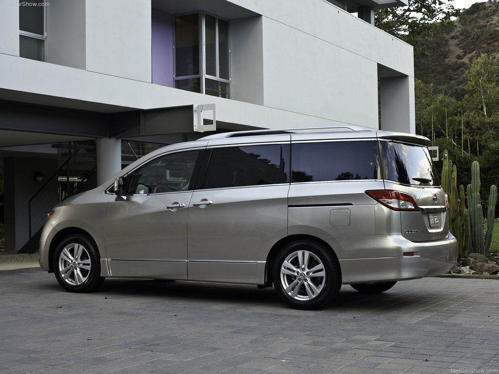 2013 Nissan Quest: Pricing Particulars