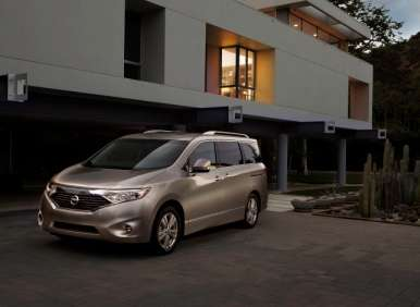 2013 Nissan Quest Cuts Prices on Popular Trim Levels