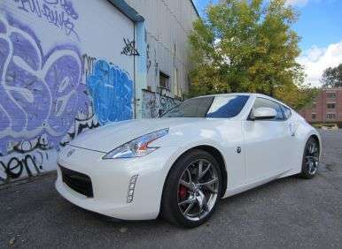 Road Test and Review - 2013 Nissan 370Z Coupe