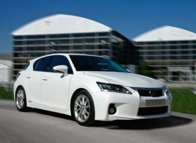 Best MPG 2012 Luxury Cars
