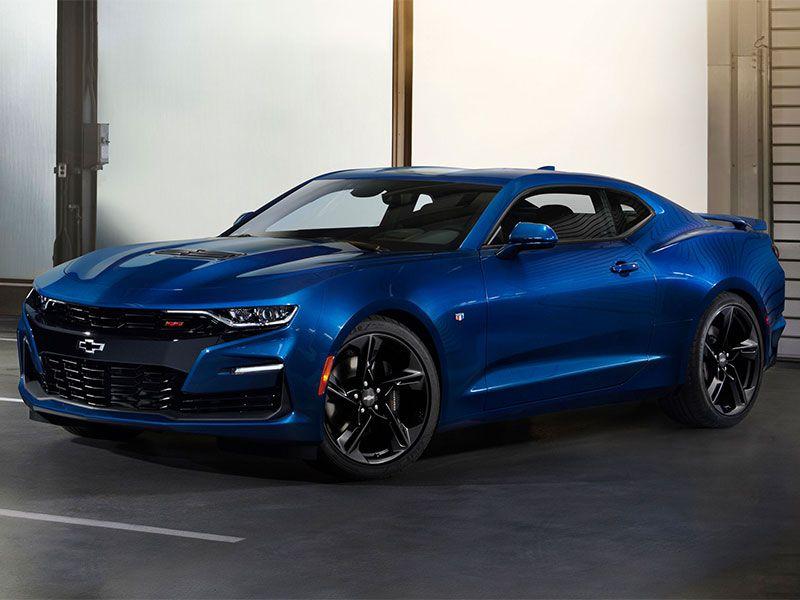 10 Fastest Muscle Cars Autobytel Com