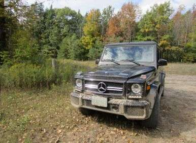 First Drive - 2013 Mercedes-Benz G63 AMG