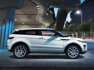 2013 Land Rover Range Rover Evoque Debuts New Entry Model
