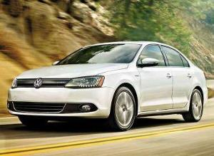 2013 VW Jetta Hybrid Sets New Land Speed Record
